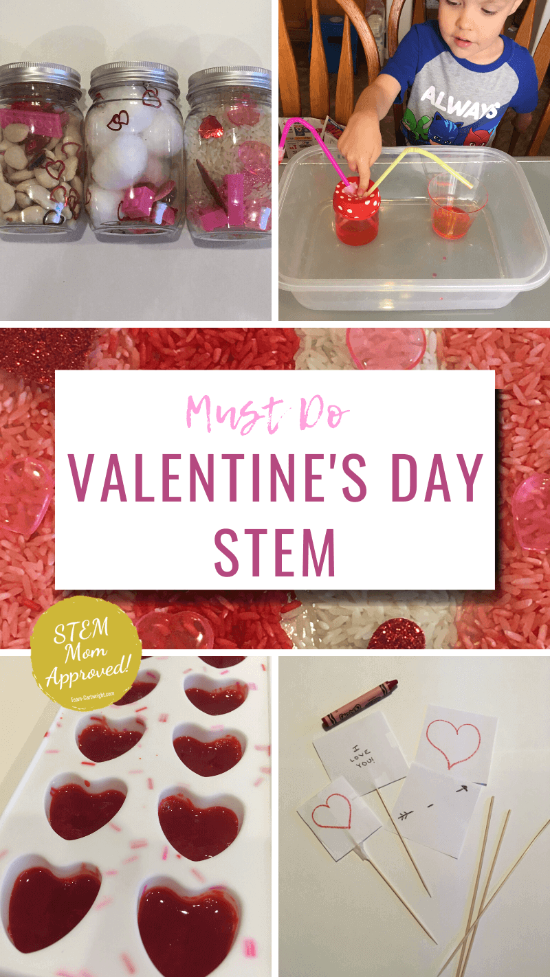 Must Do Valentine's Day STEM