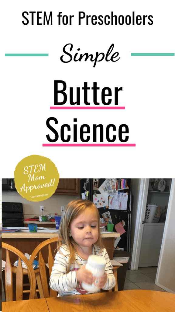 Butter Science for Kids