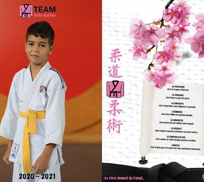 Diplome Judo
