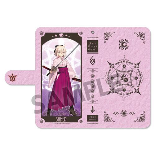『Fate/Grand Order 手帳型スマートフォンケース』お気に入りのサーヴァントに大切なスマートフォンを保護してもらえばゲームもさらにヒートアップ!