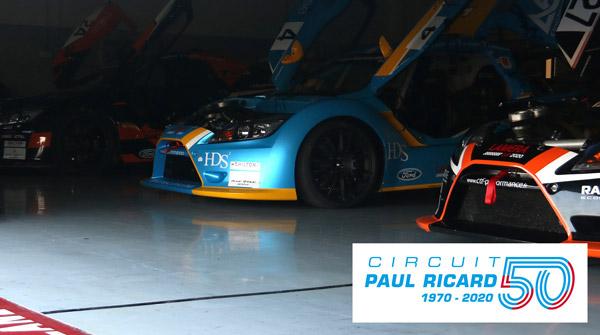 Lamera Paul Ricard 2020
