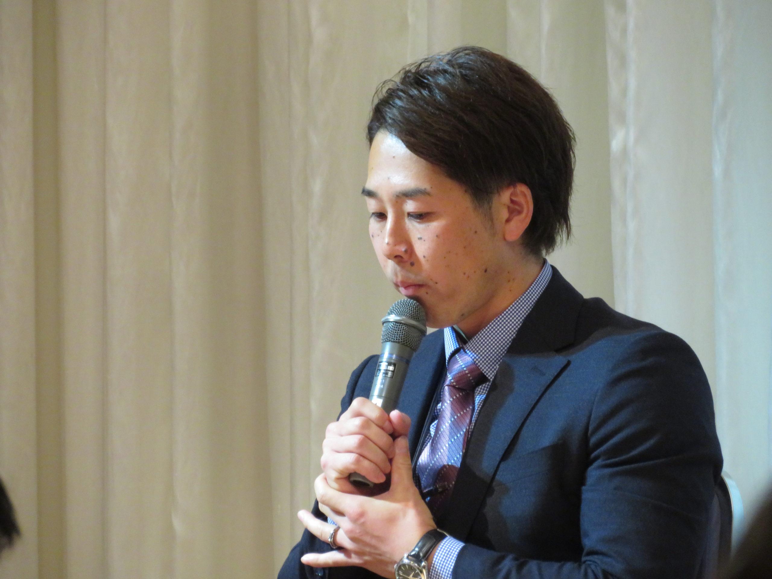 【参戦記】鈴木大地ファンの集い@19.12.26①