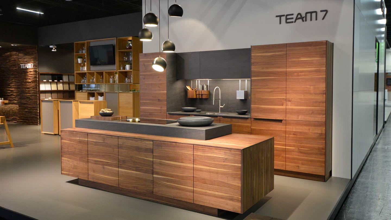 team7 k che preisliste laminat buche hell haus dekoration. Black Bedroom Furniture Sets. Home Design Ideas