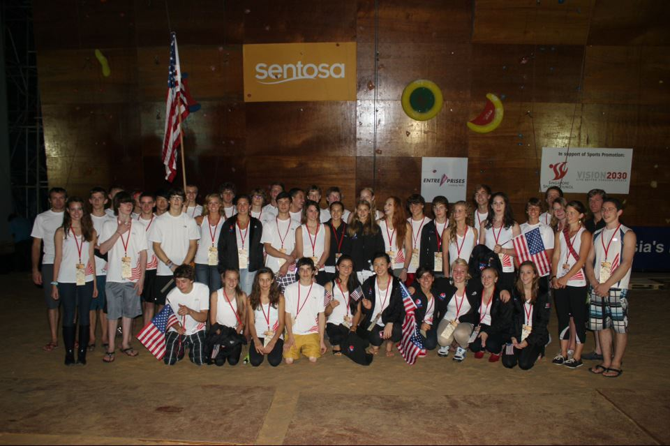 IFSC Youth World Championships – Margo Hayes Qualification 1