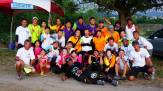 Local and international sport kite teams