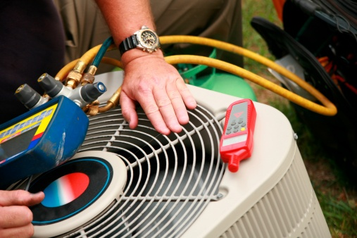 HVAC air conditioning heating Scottsdale