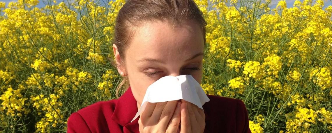 seasonal allergies and indoor air quality