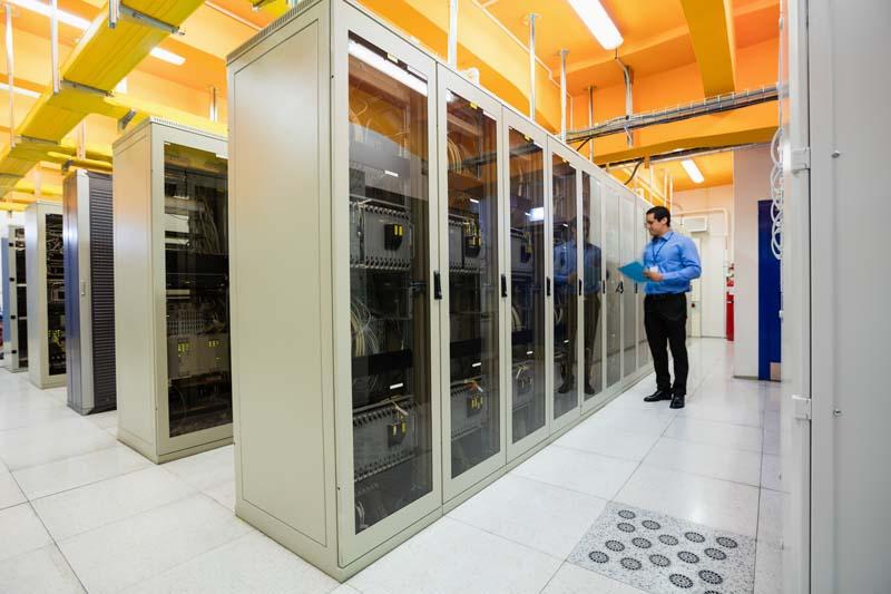 Team Allstar Cloud data center infrastructure