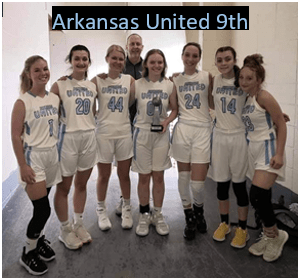 Arkansas United 9th