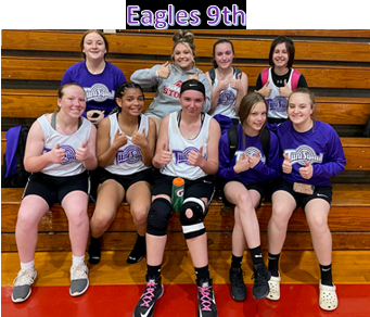 Eagles 9th Girls