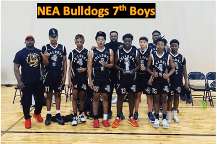 NEA Bulldogs 7th Boys