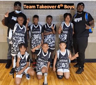 Team Take Over 4th Boys