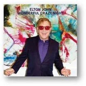 "Elton John: finalmente disponibile per il pre-order il nuovo album ""Wonderful crazy night"""