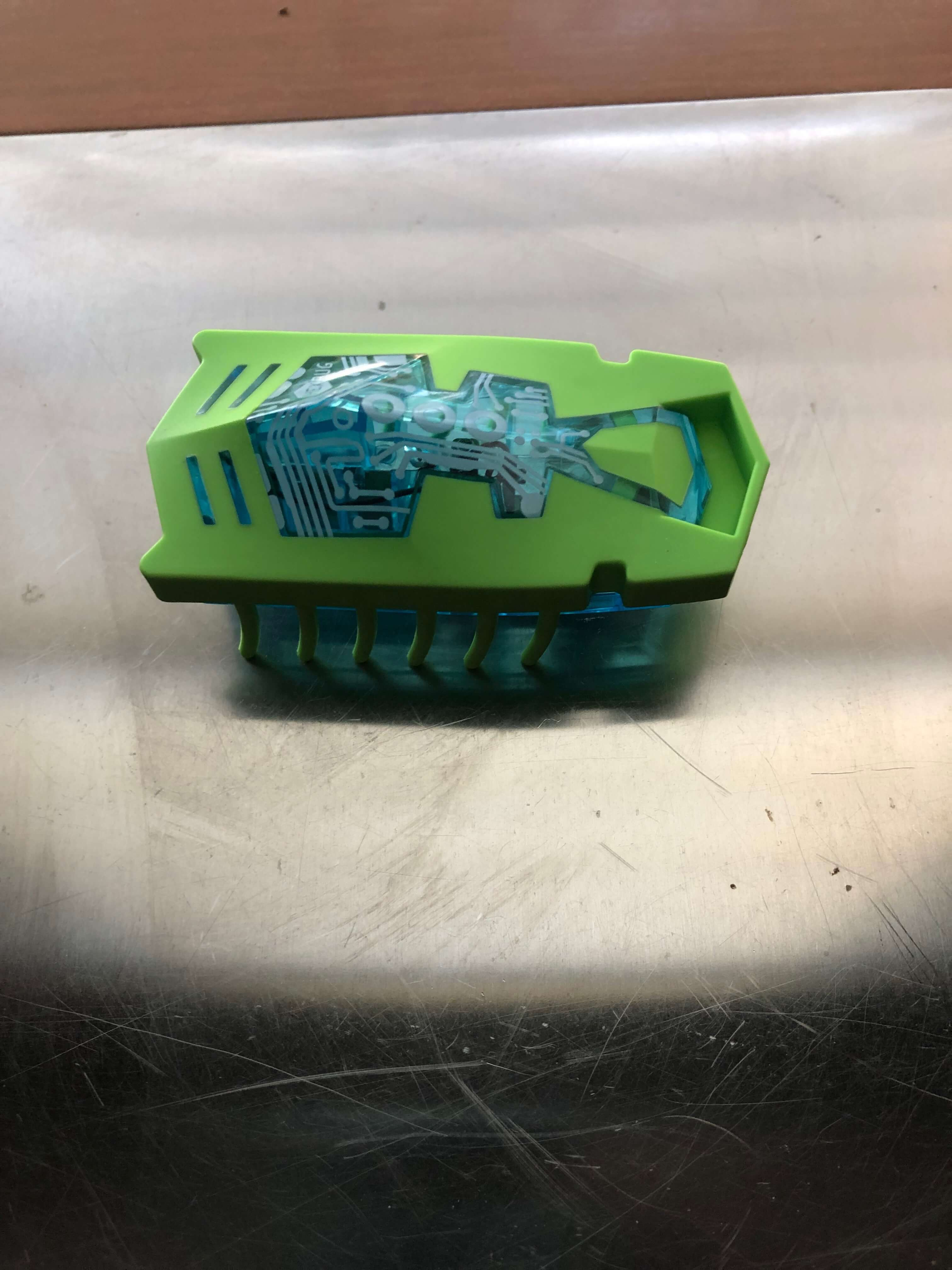 Read more about the article My New HexBug