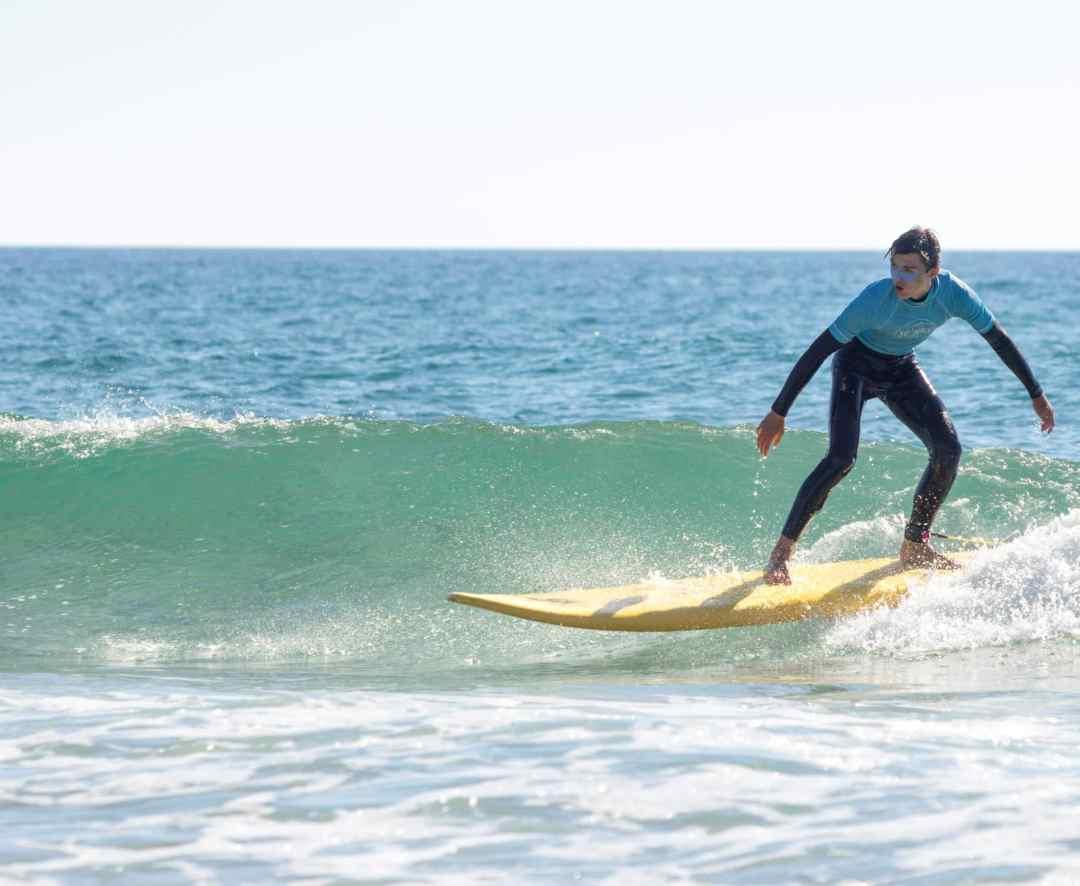 surf le porge so nice surf school