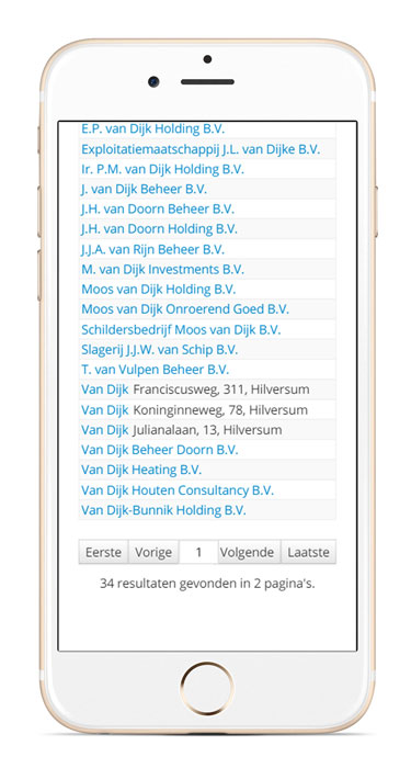 iPhone-Teambase-WebApp
