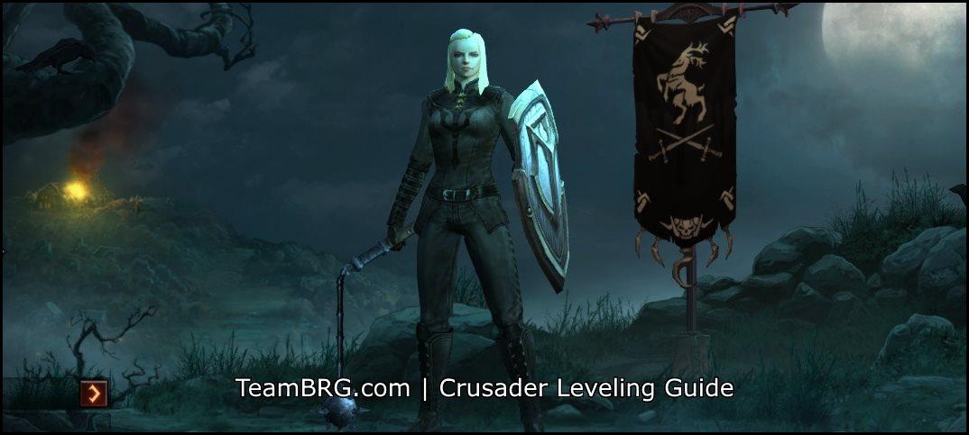 D3 Crusader Leveling Guide S18  266  Team BRG