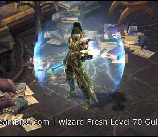 Fresh 70 Demon Hunter