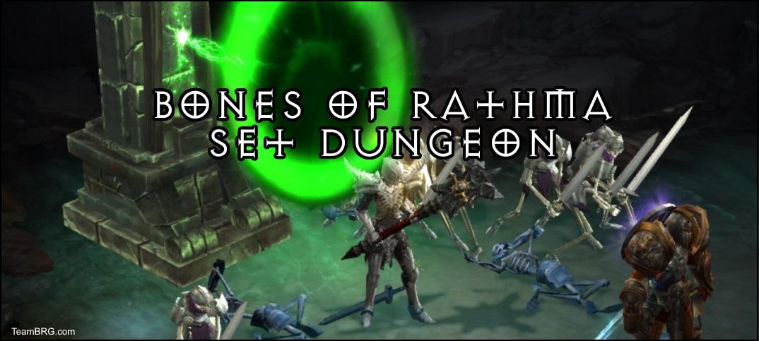 D3 Bones of Rathma Set Dungeon Build. Mastery Guide S15   2.6.1   Team BRG