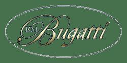 KM Bugatti Arabian Stallion Logo