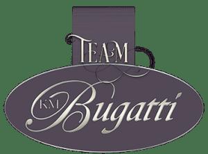 Team Bugatti Purple Logo