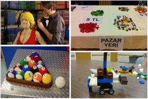 şirket için lego oyunu