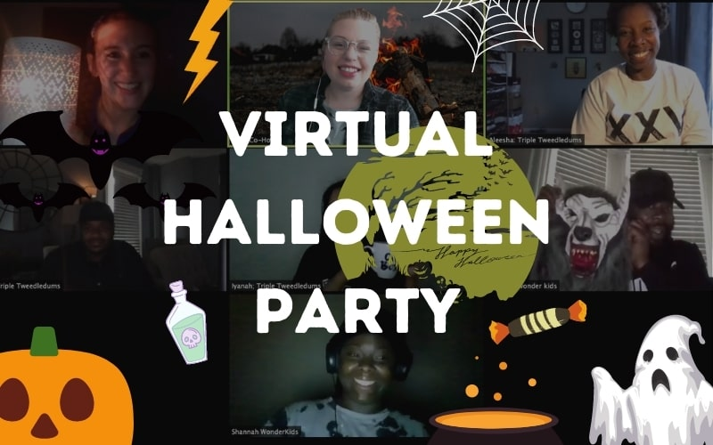 Your guests will become characters in a story, and. Virtual Halloween Party Ideas Activities Games For 2021