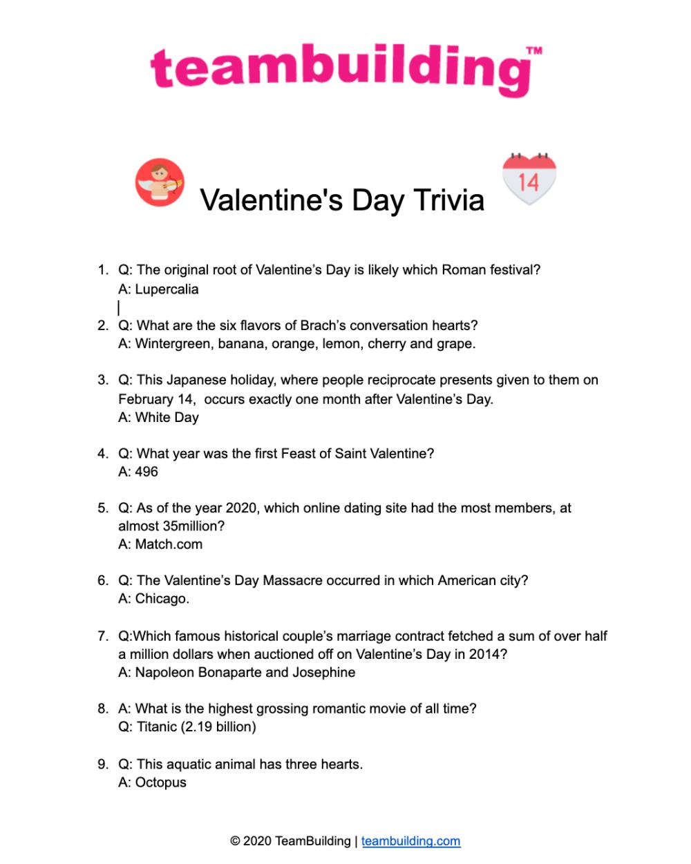 medium resolution of 34 Virtual Valentine's Day Ideas