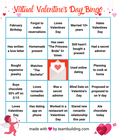 small resolution of 34 Virtual Valentine's Day Ideas