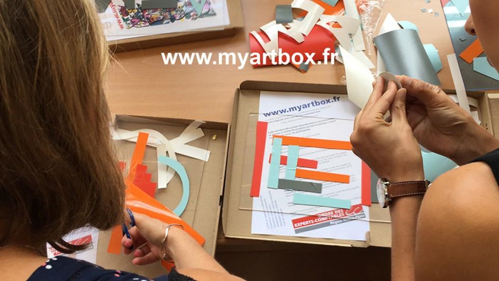 box créatif