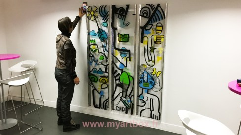 animation fresque pour brainstorming