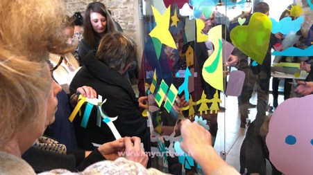 animation team building fresque participative