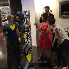 team building fresque