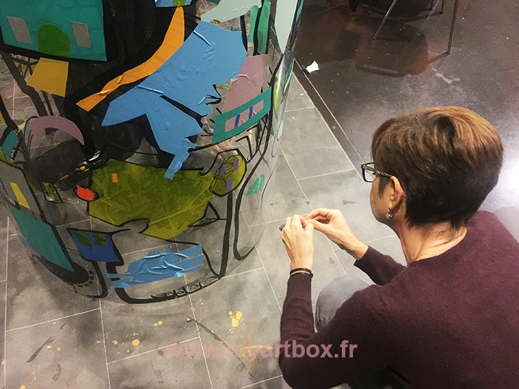 animation fresque