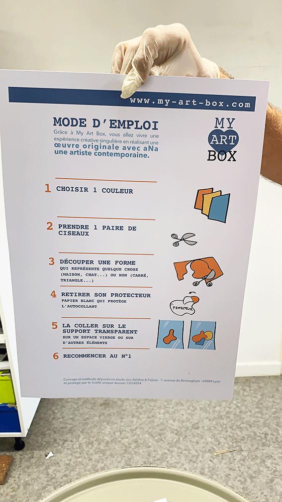 prix atelier créatif Unboxing TOTEM BOX REGULAR