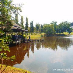 The perfect lake
