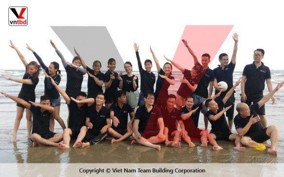 Tổ Chức Team Building Tại Côn Đảo
