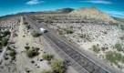 Desert drivin