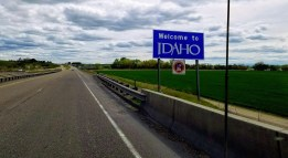 Made it to Idaho!