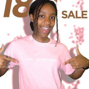 Love Greater Than Everything T-Shirt with Khaiyah