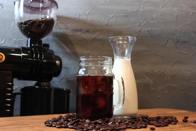 アイスコーヒーの入れ方