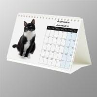Custom Photo Desk Calendars
