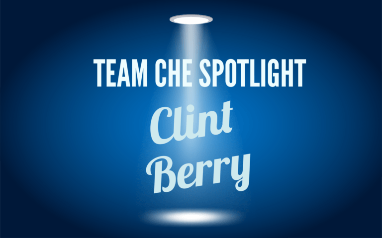Clint Berry Field Manager Team CHE