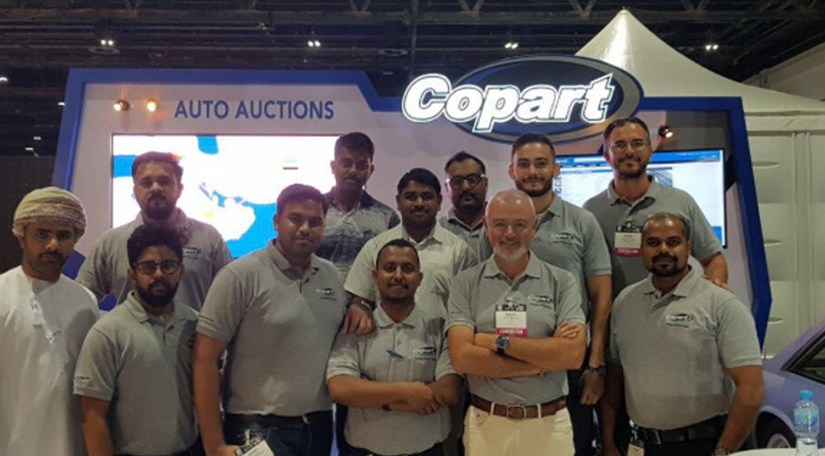 Copart Middle East Hosts their First Classic Car Auction