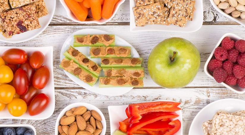 Minute Monday: Healthy Snacks