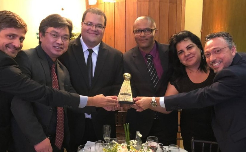 Copart Brazil Honored with Excellence in Auction Service Award