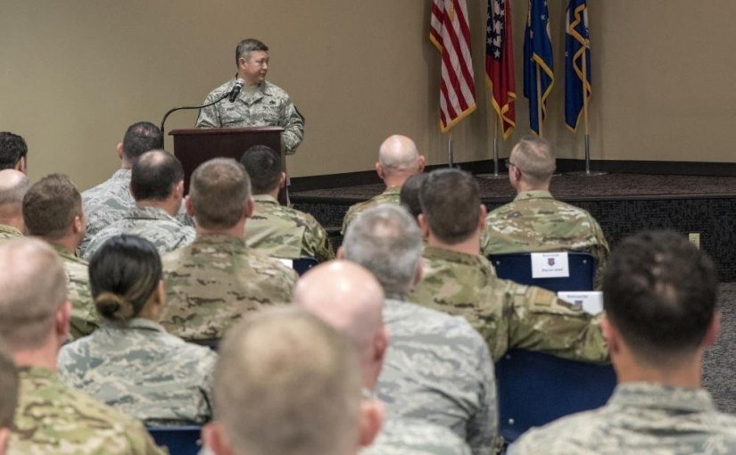 Copart Employee Promoted to Chief Master Sergeant in Air National Guard