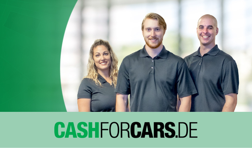 Cash For Cars Expands to Germany