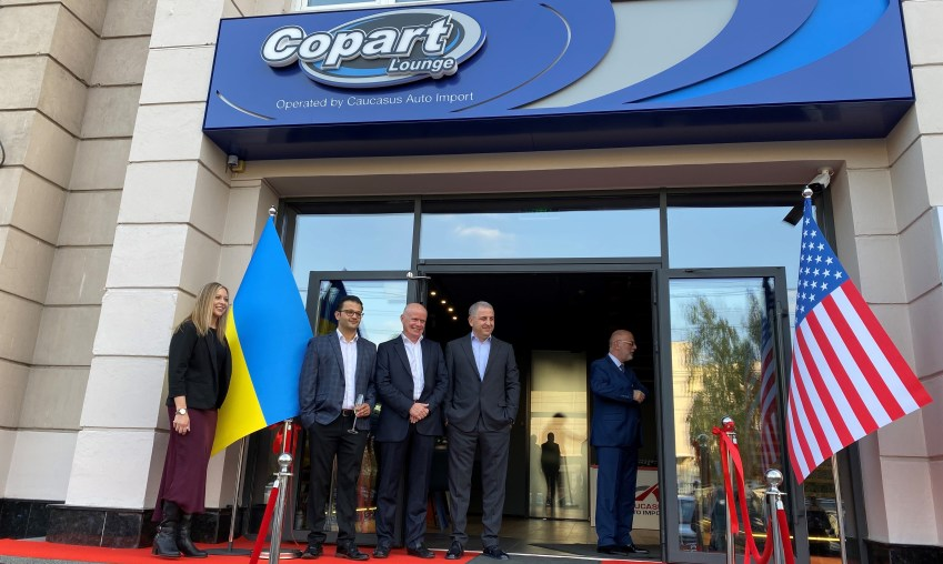 Copart Lounge Openning 2