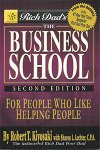 The Business School: For People Who Like Helping People by by Robert T. Kiyosaki